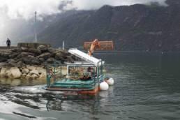 Photos Photo Jean Gaschet .9115 lac aix les bains entreprises service des ports